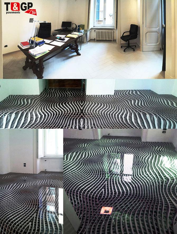 3d floors - Pavimenti 3d